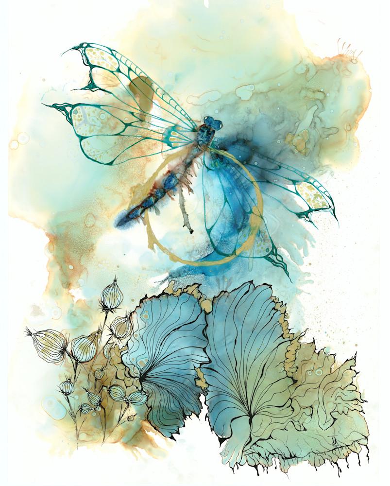 Libellule Hd Art | Art With Judy Ann