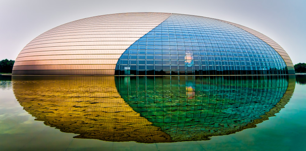 """The Giant Egg""   Beijing Photography Art | Rick Vyrostko Photography"