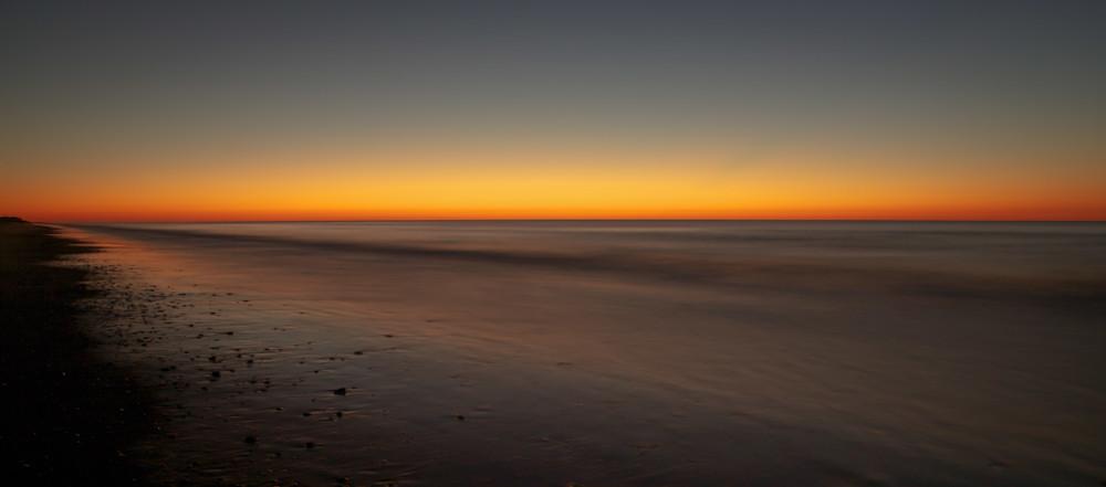 Pre Dawn Folly Beach South Carolina Photography Art   Ursula Hoppe Photography