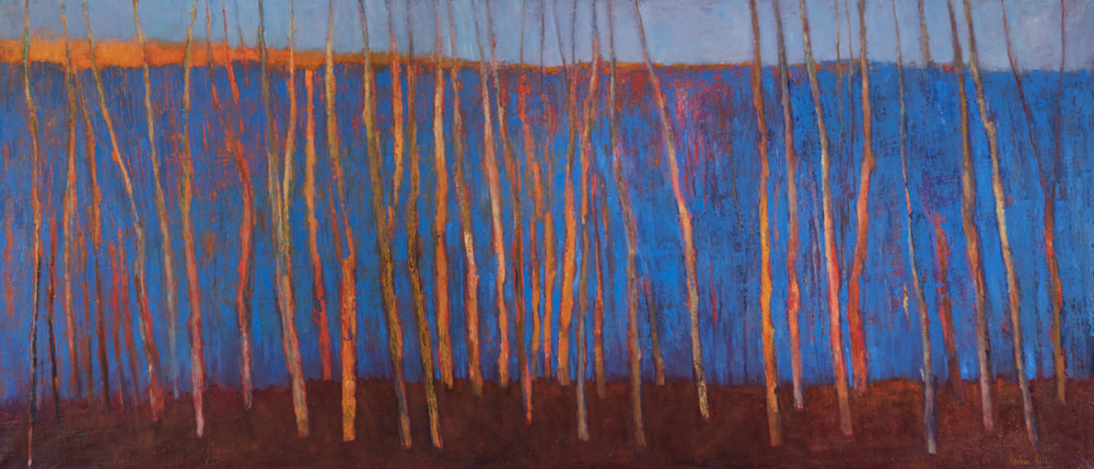 Blue Forest Art | Andrea kelly Fine Arts