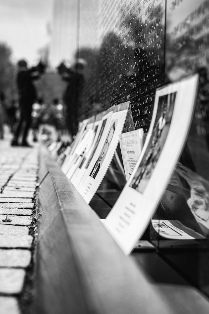Remembering the Fallen - Vietnam Memorial