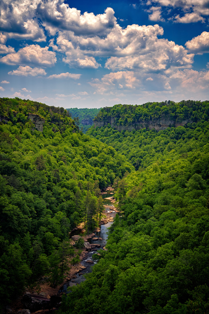 Little River Canyon | Shop Photography by Rick Berk
