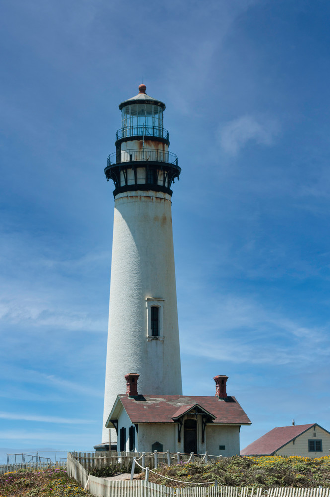 Pigeon Point Lighthouse 3 Photography Art | Kathleen Messmer Photography