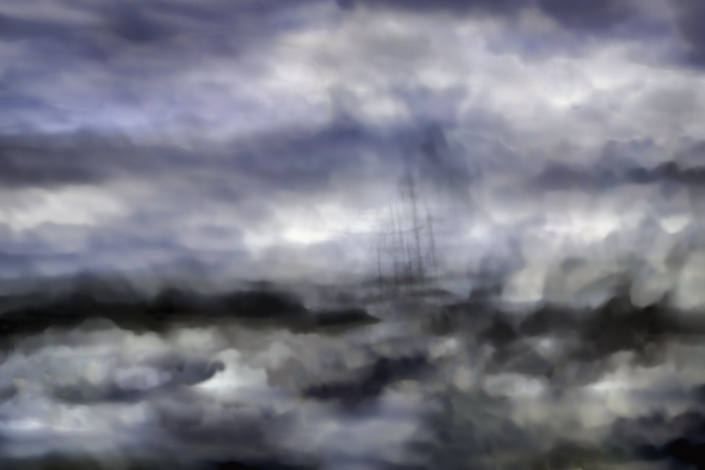 Garry Point Shipwreck Art   KJ's Studio