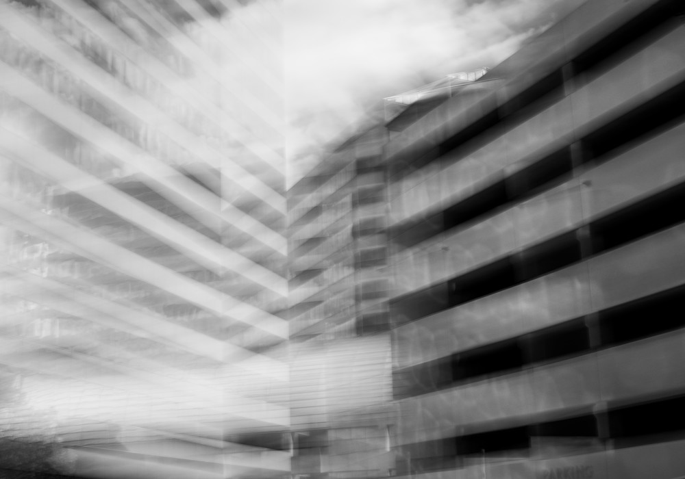 Building And Clouds Photography Art | TERESA BERG PHOTOGRAPHY