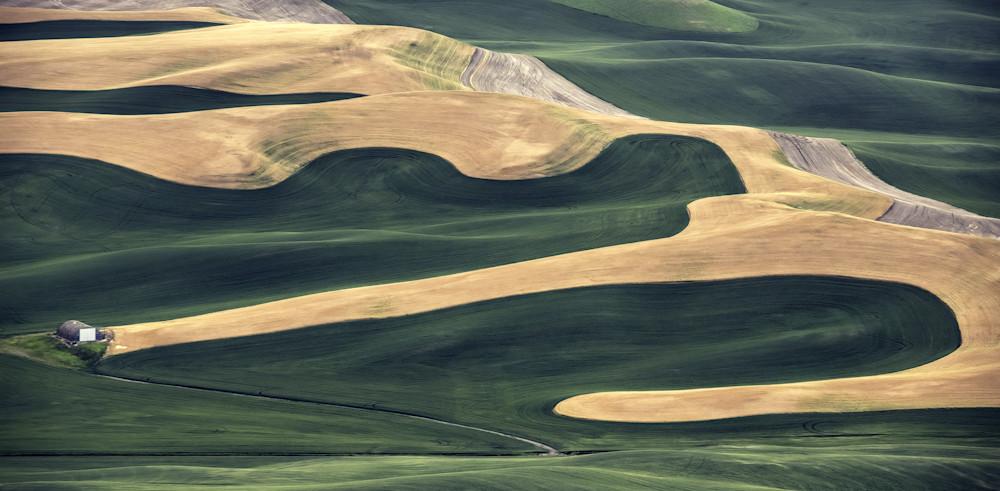 Palouse Peninsula Photography Art | Monty Orr Photography