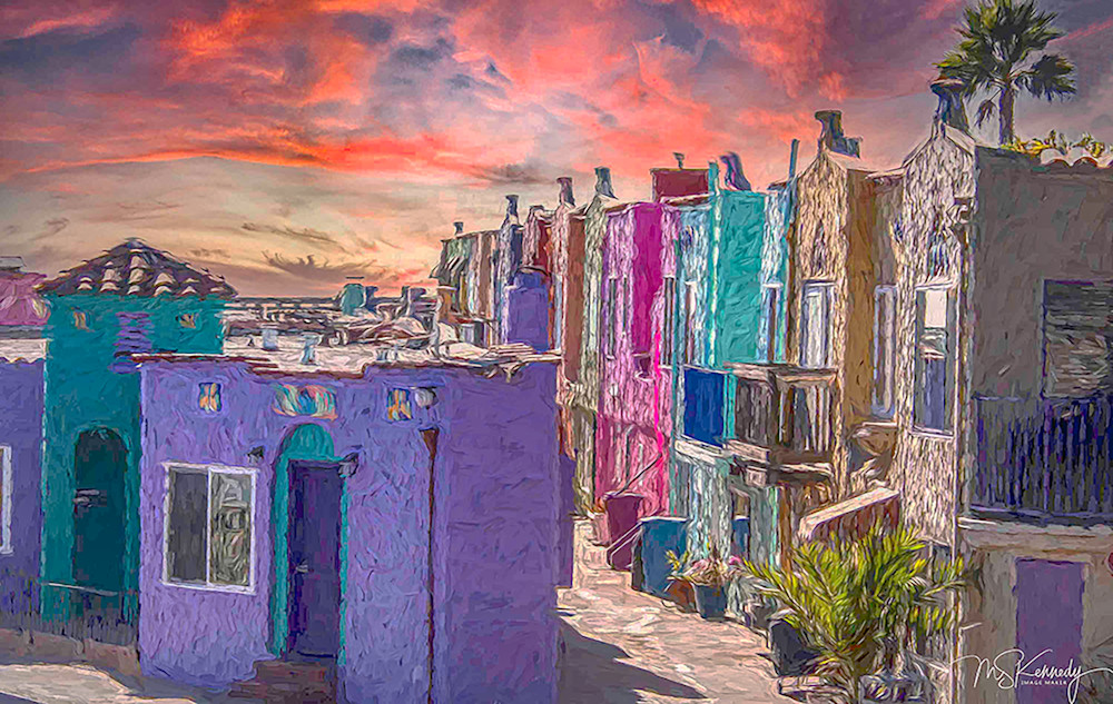 Capitola Colors  Art | Cutlass Bay Productions, LLC