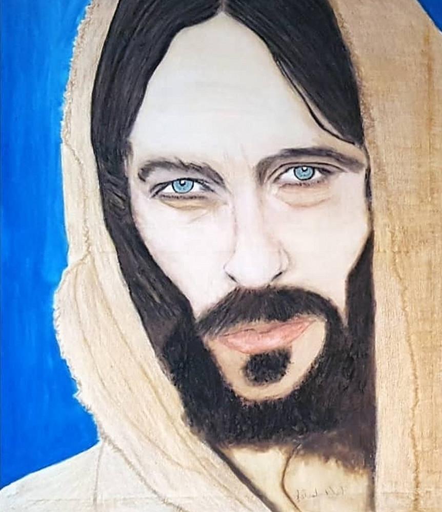 Jesus 1 Art | Salvatore Ingoglia / Jbellarts