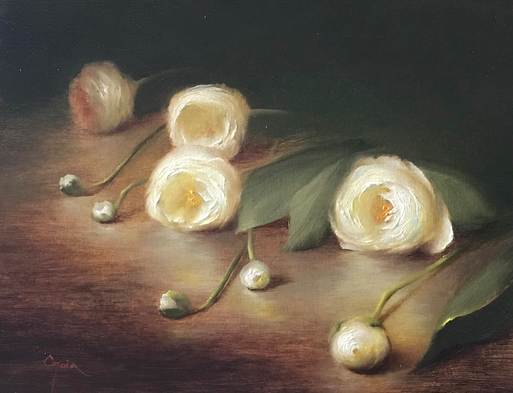 Nocturne Art | Cristina Goia