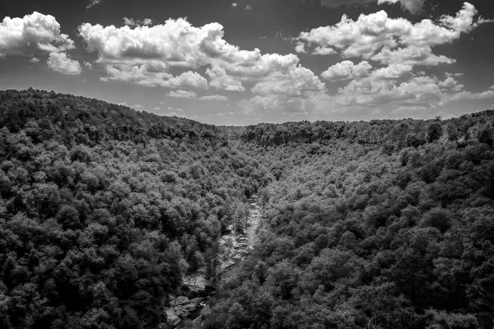 Little River Canyon II   Shop Photography by Rick Berk