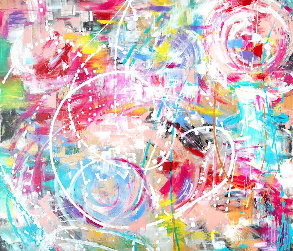 Carnival Art | Cindy Avroch Fine Art & Design