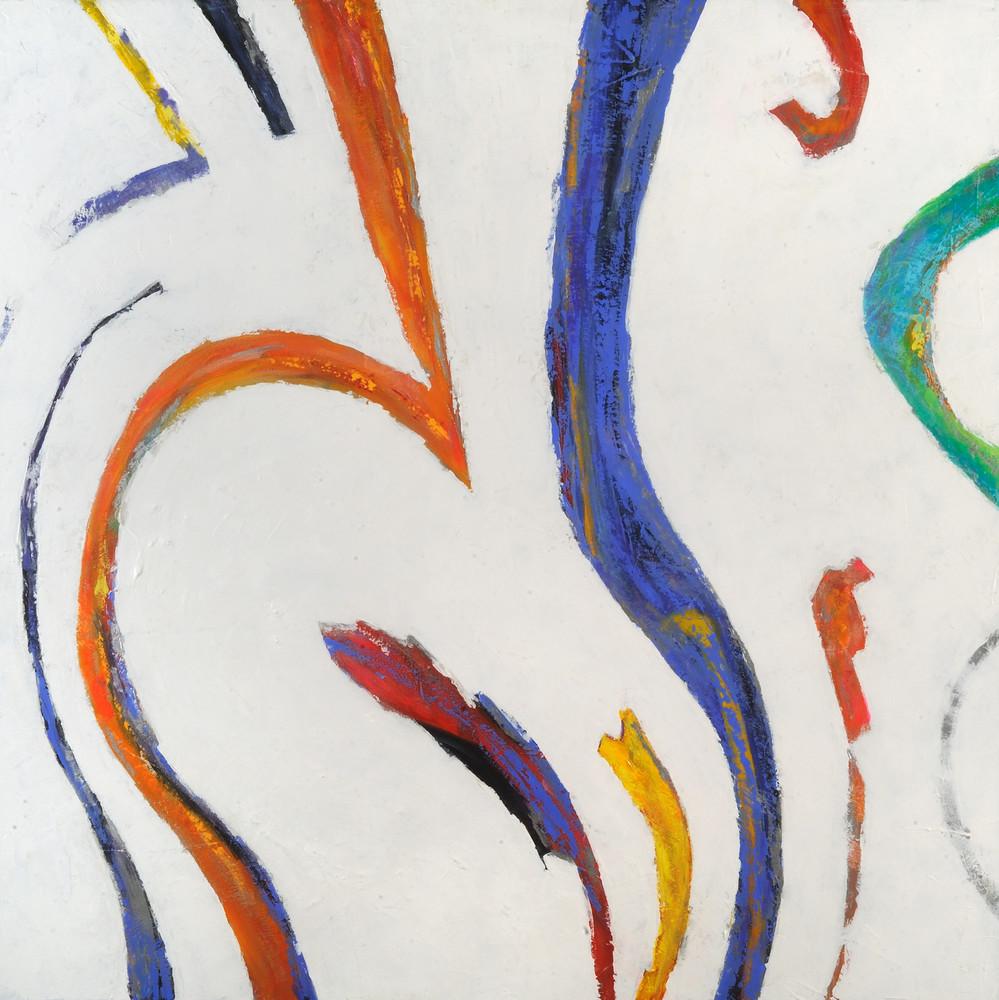 Streamers Art | Joan Bixler Art