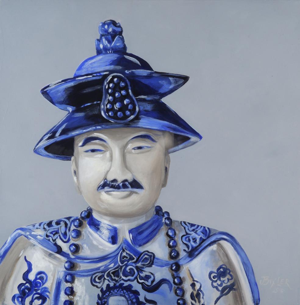 Asian Warrior Art | Joan Bixler Art