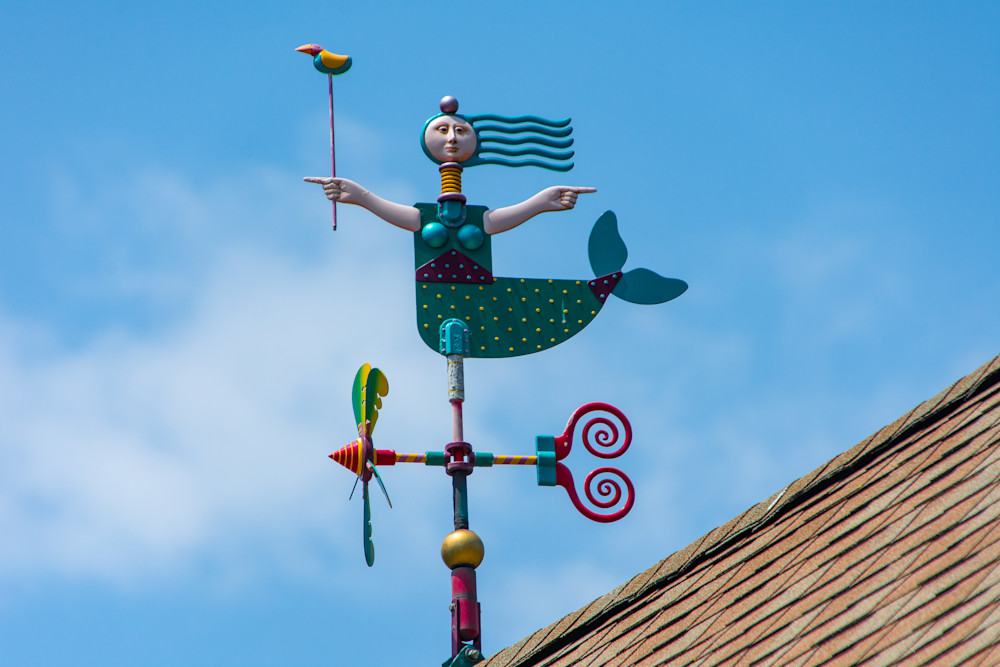 Whimsical Mermaid Photography Art | The Colors of Chatham