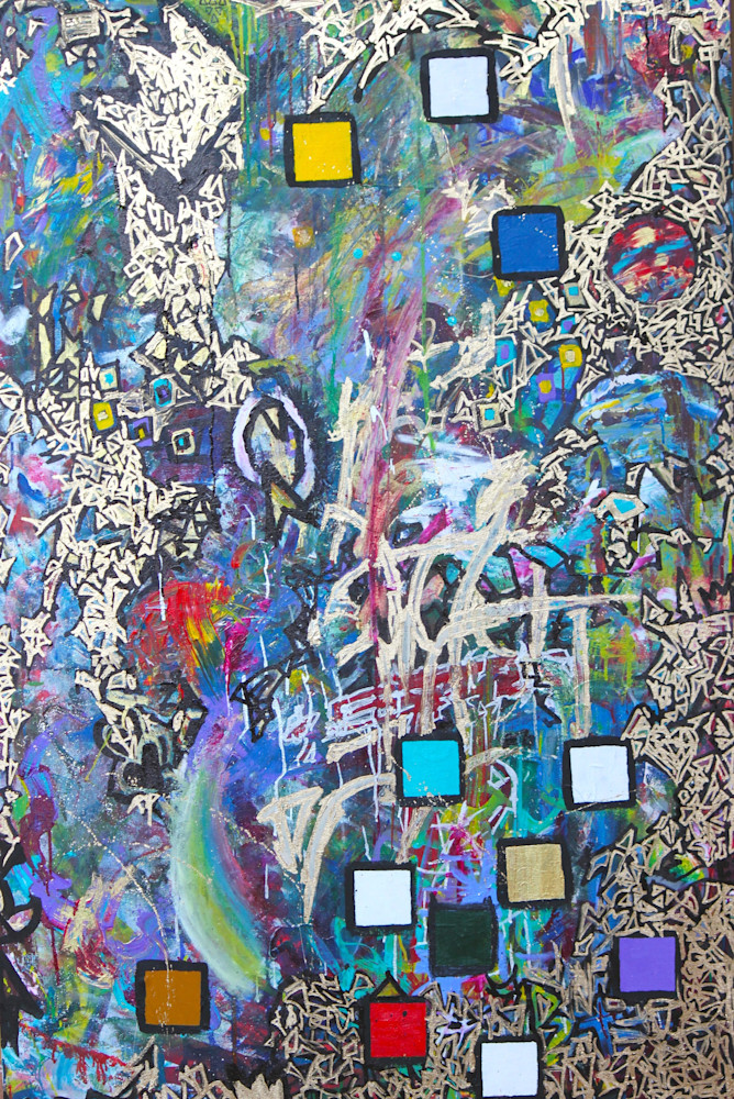 We Are Puzzle 3 Art | Justin Hammer Art