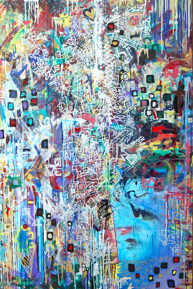 We Are Puzzle 2 Art | Justin Hammer Art