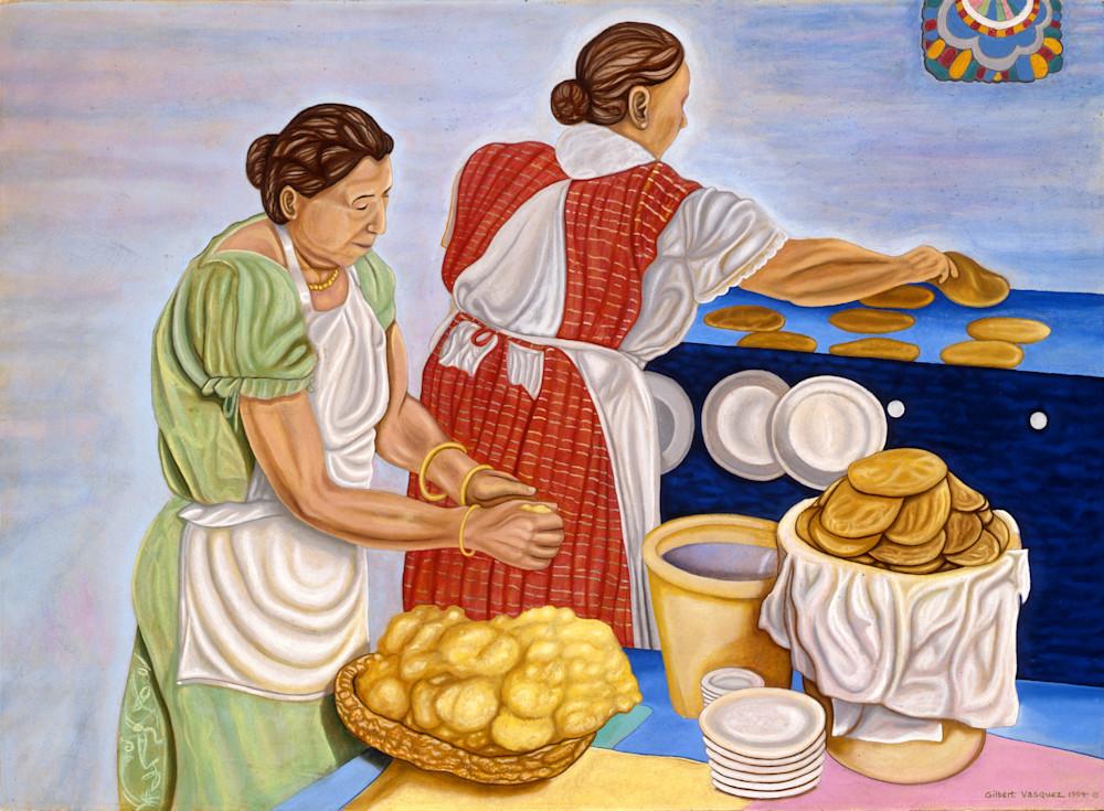 Comadres Art   Gilbertvasquez