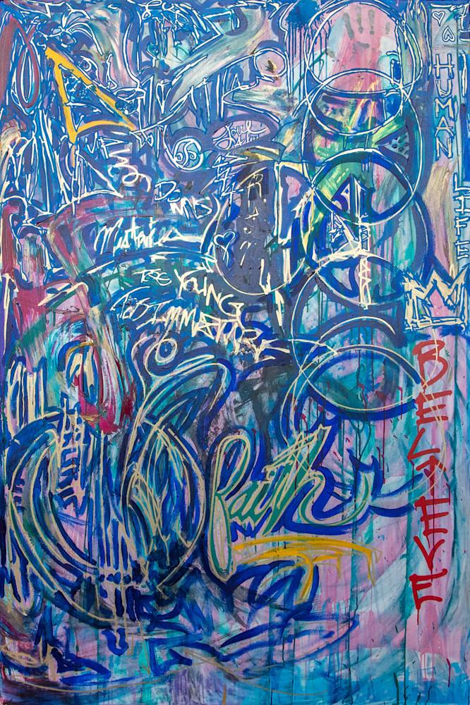 Too Young Art | Justin Hammer Art