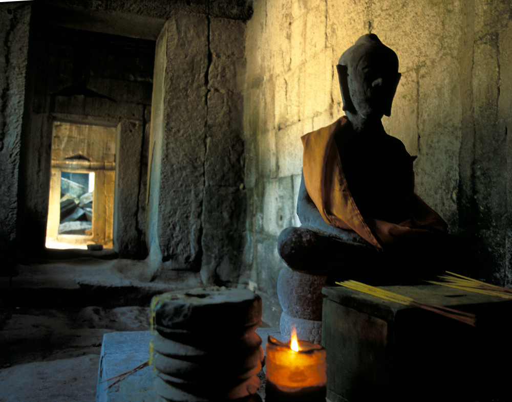 buddha anghor tom