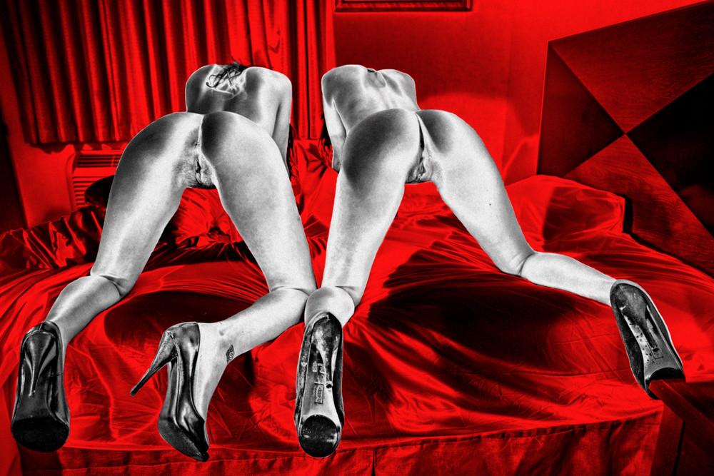 Red Dreams 7 Art | Gaspar Marquez