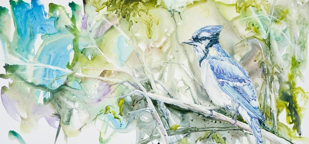 Seeking Shade Art | Karen Bishop Artist