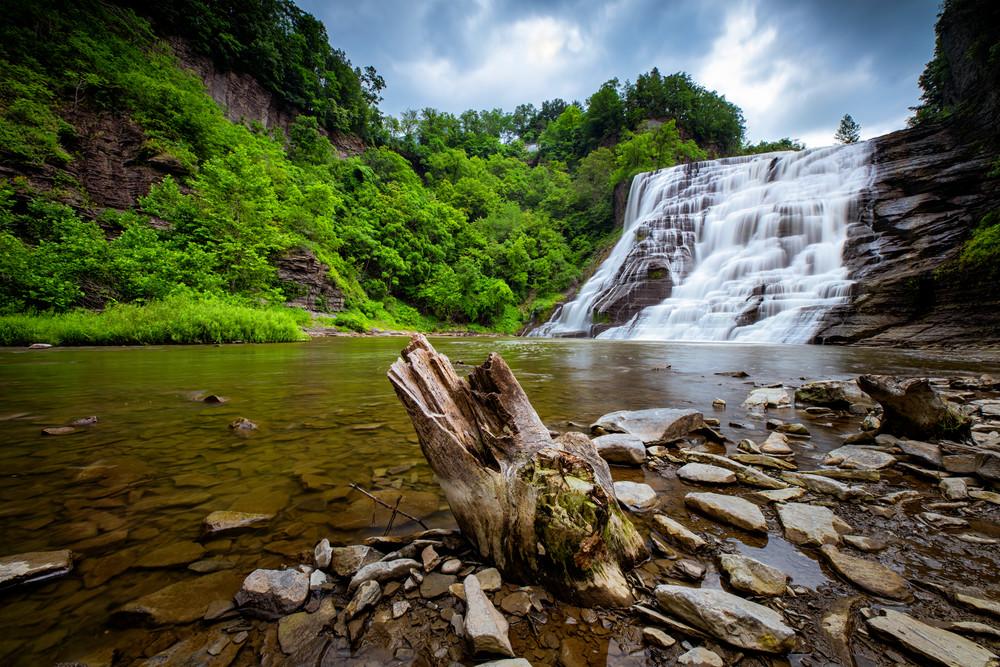 Ithaca Falls - New York waterfalls fine-art photography prints