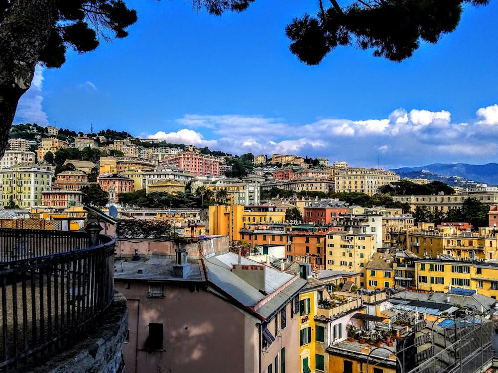 Beautiful Genoa, Number Two Photography Art   Photoissimo - Fine Art Photography