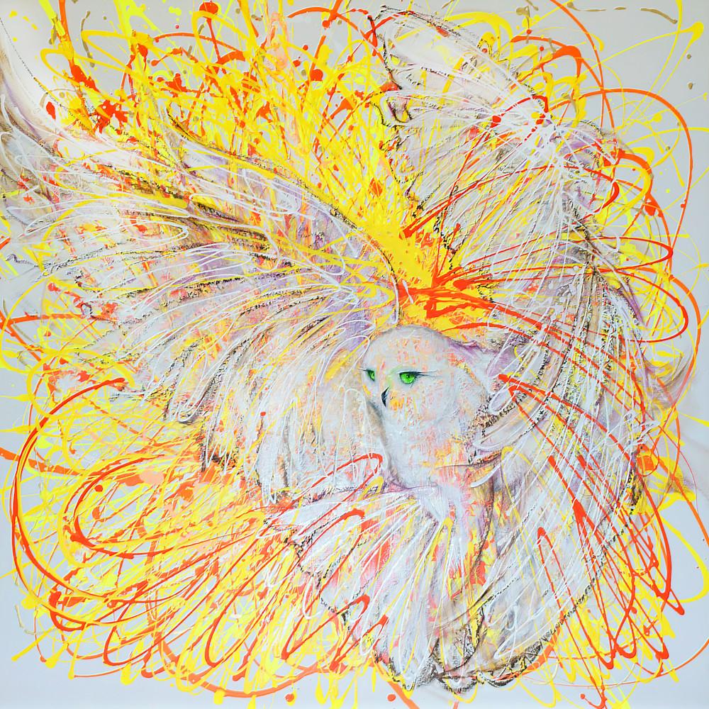 Wisdom From The Chaos Art | Joan Marie Art