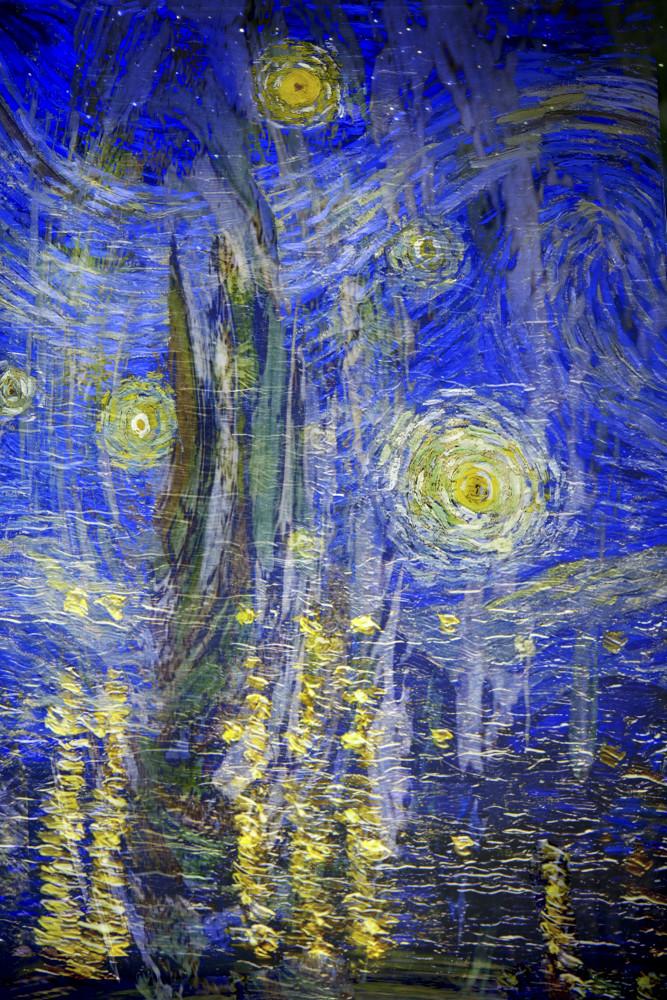 Gogh Evening Art | KJ's Studio