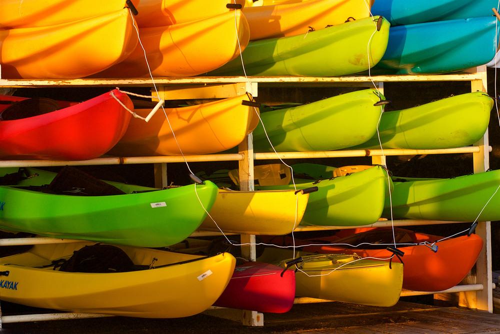 Balboa Kayaks 2007 Art | Shaun McGrath Photography