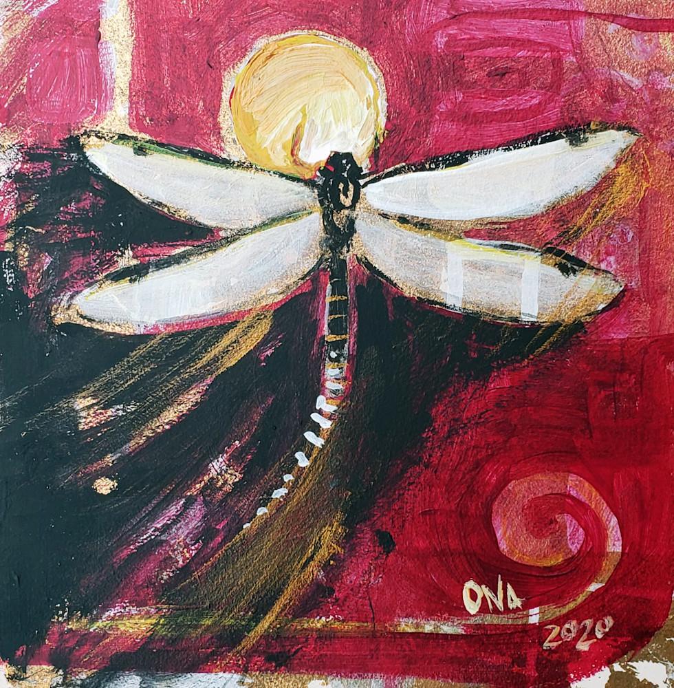 Dragonfly Spirit Fine Art Print