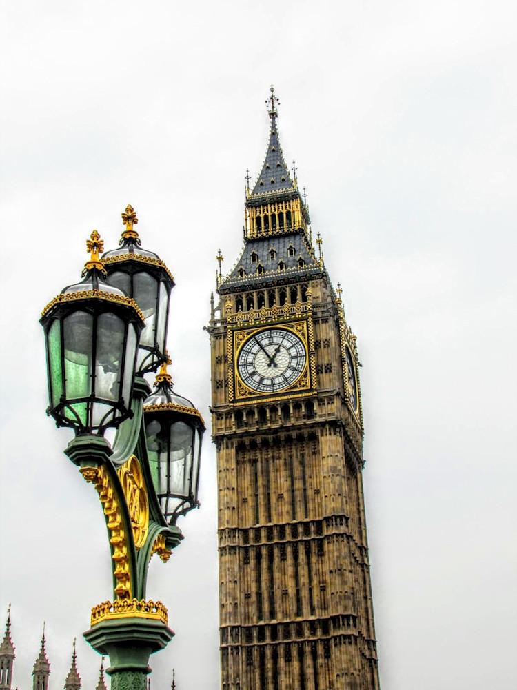 Big Ben London, Number 2 Photography Art | Photoissimo - Fine Art Photography