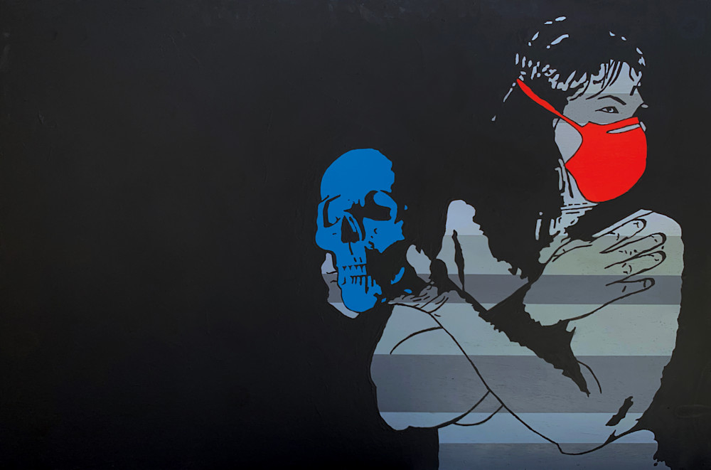 Past & Future, Print Art | Jon Savage Contemporary Art