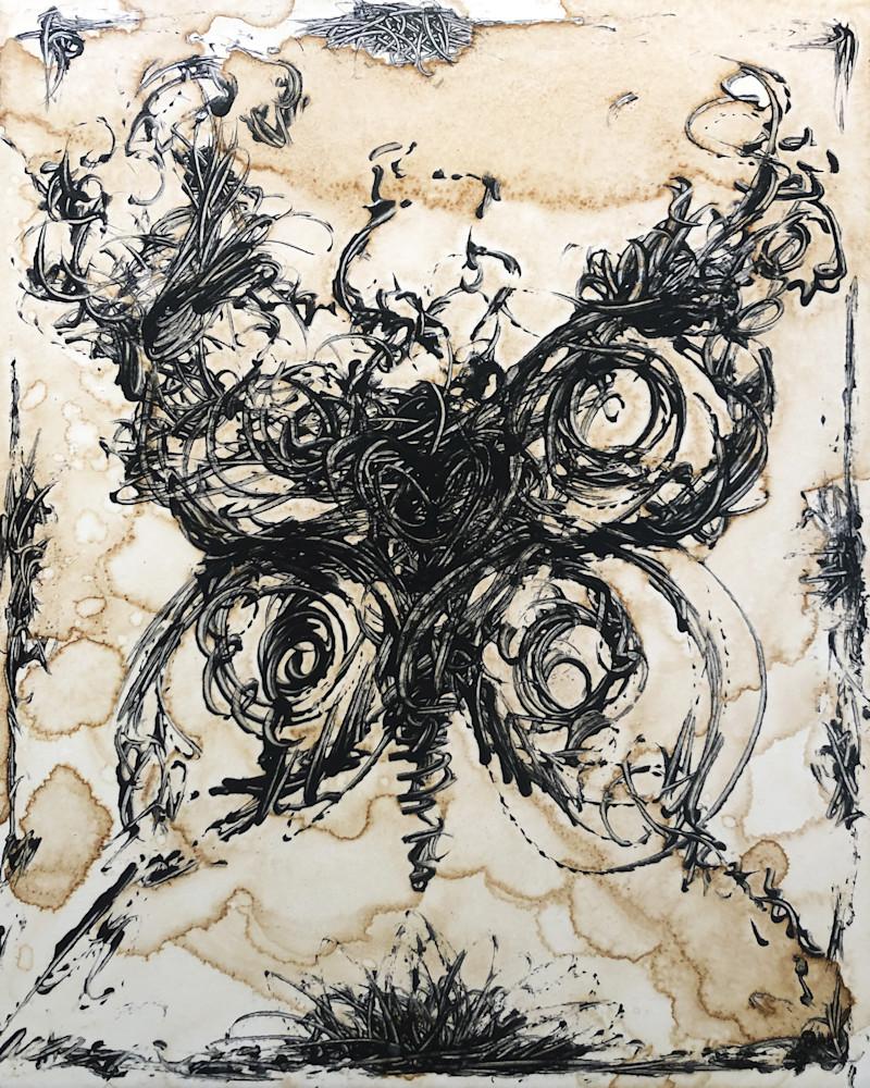Moth Love Spirit Art