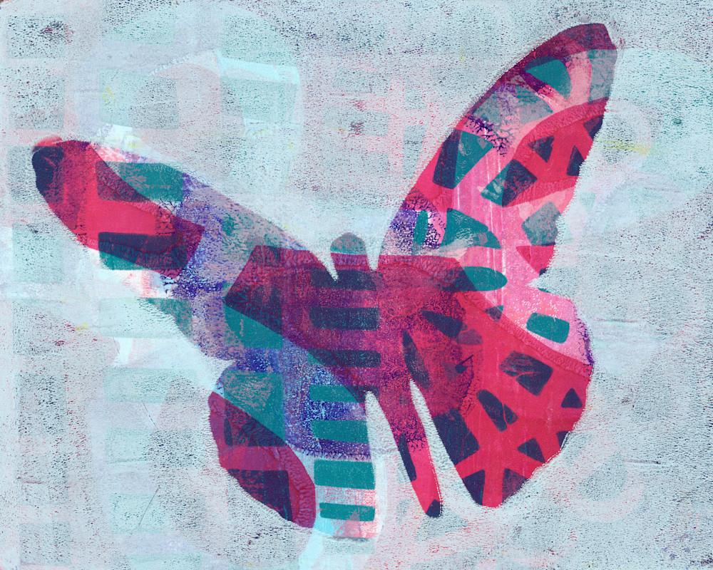 Butterfly 1 Art | Jennifer Akkermans