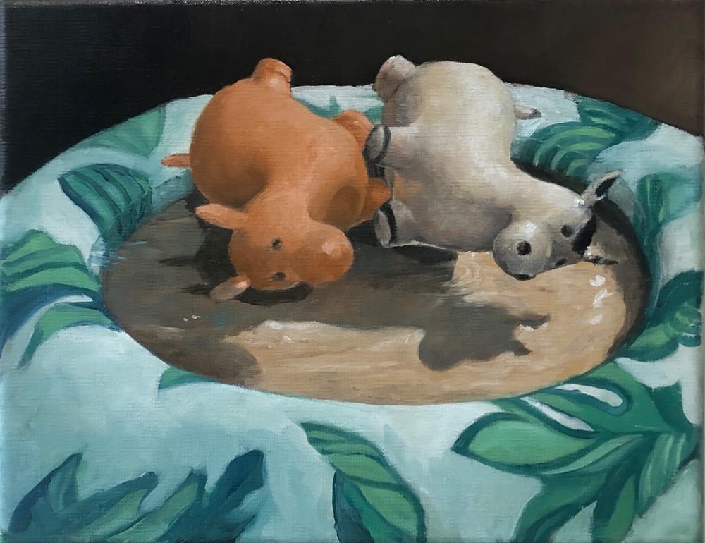 Wading Pool 5 Art | michaelwilson