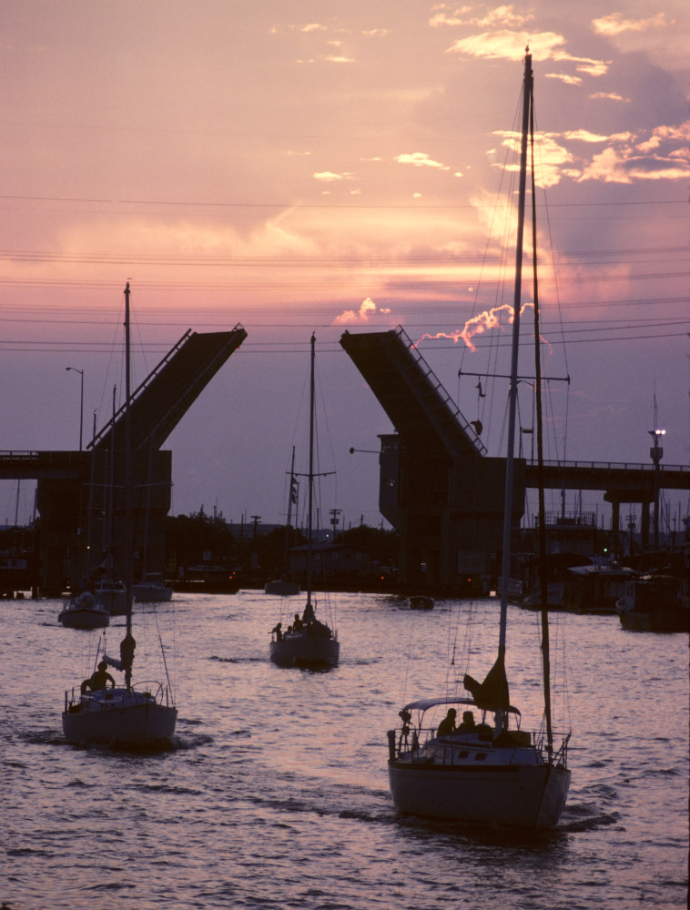 Kemah and Seabrook, Texas in 1980