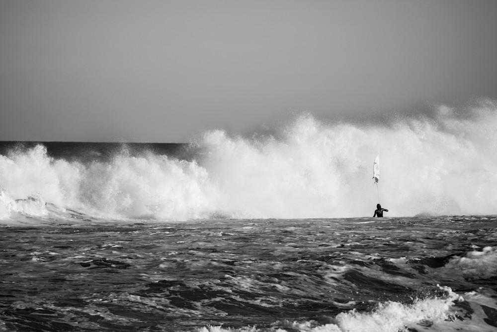 Hurricane Teddy Photography Art | Silver Sun Photography