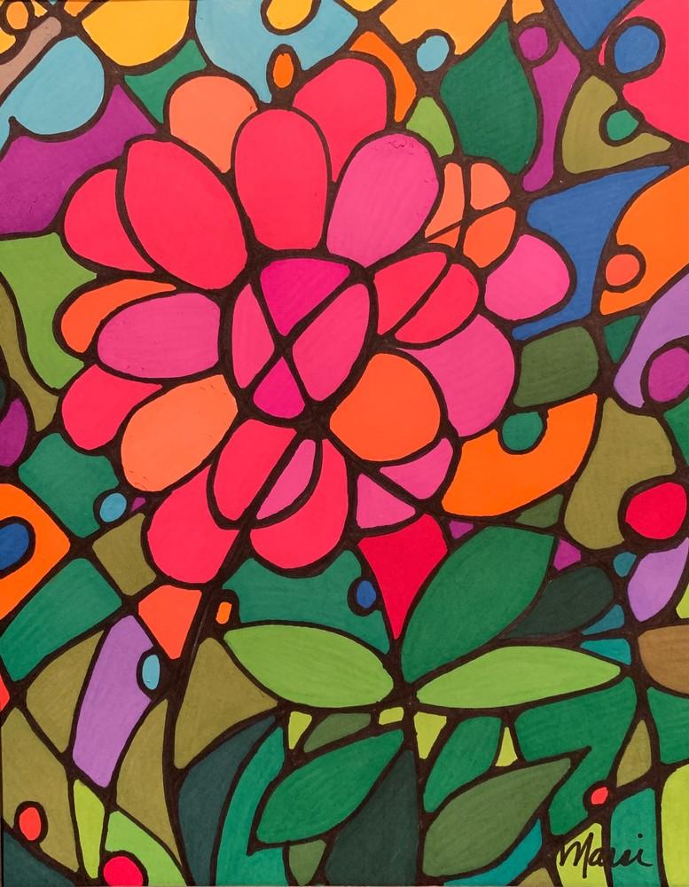 Neurogenic Art 16 Art | Marci Brockmann Author, Artist, Podcaster & Educator