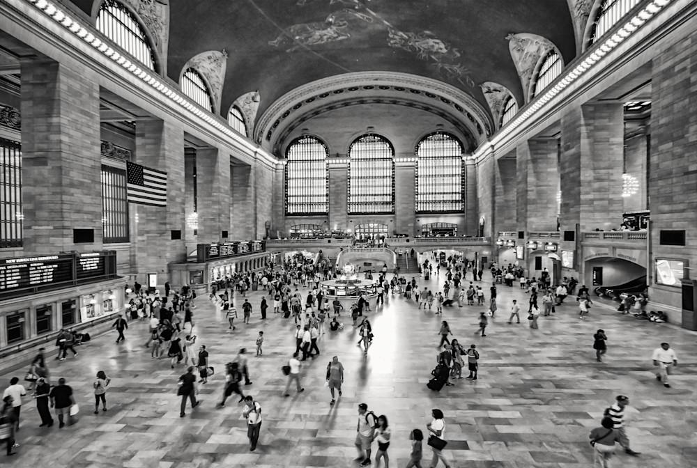 Grand Concourse  Photography Art | Alina Marin-Bliach Photography/alinabstudios LLC