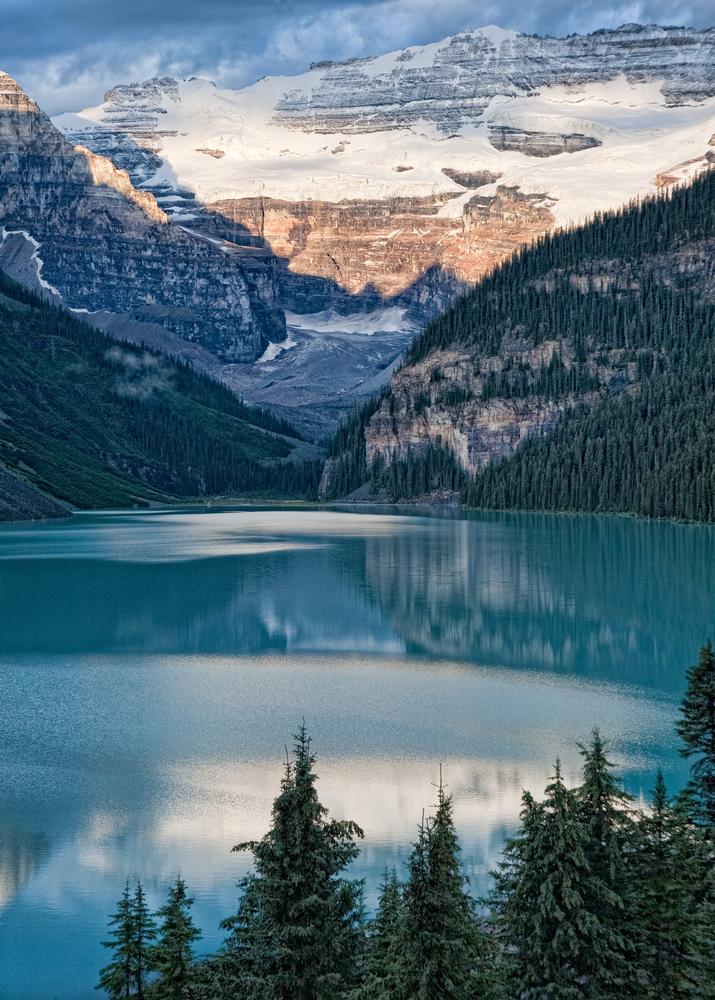 Lake Louise (Color) Photography Art   Alina Marin-Bliach Photography/alinabstudios LLC