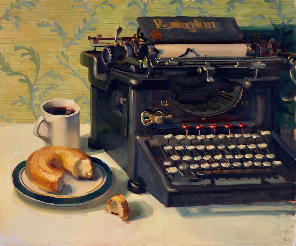 Hot Off The Press Art | Diehl Fine Art