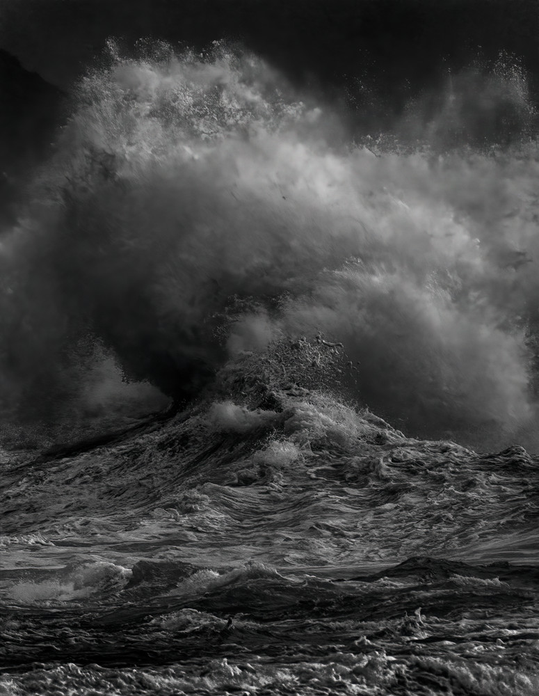 The Tempestuous Building Of Mountains Photography Art   Ed Sancious - Stillness In Change