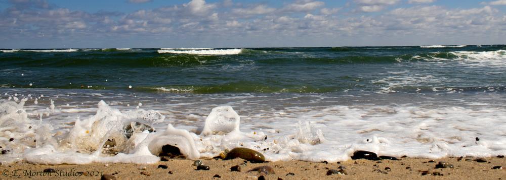 Shoreline Photography Art | E. Morton Studios