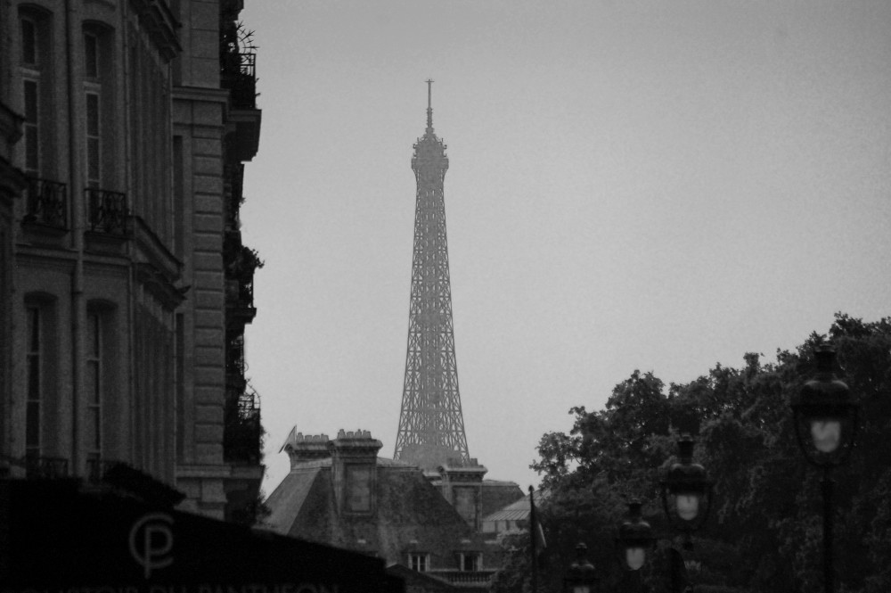 Eifel Tower Photography Art   Nick Levitin Photography