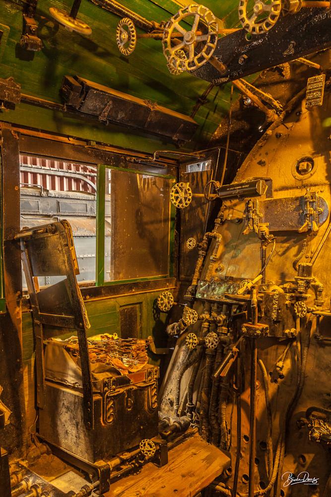 Ghost Locomotive