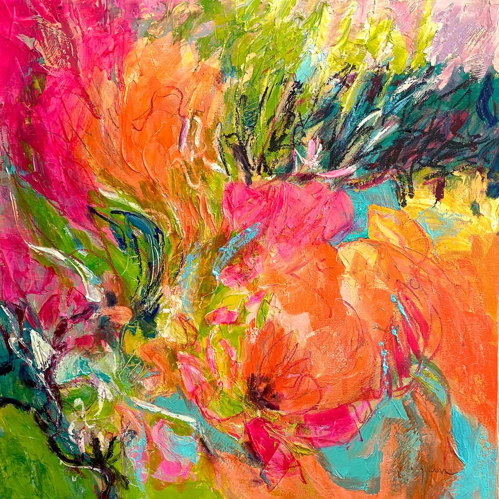 I Hear Her Singing Canvas Print by Dorothy Fagan