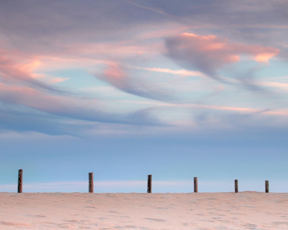 Soft Sunset Photography Art | Silver Sun Photography
