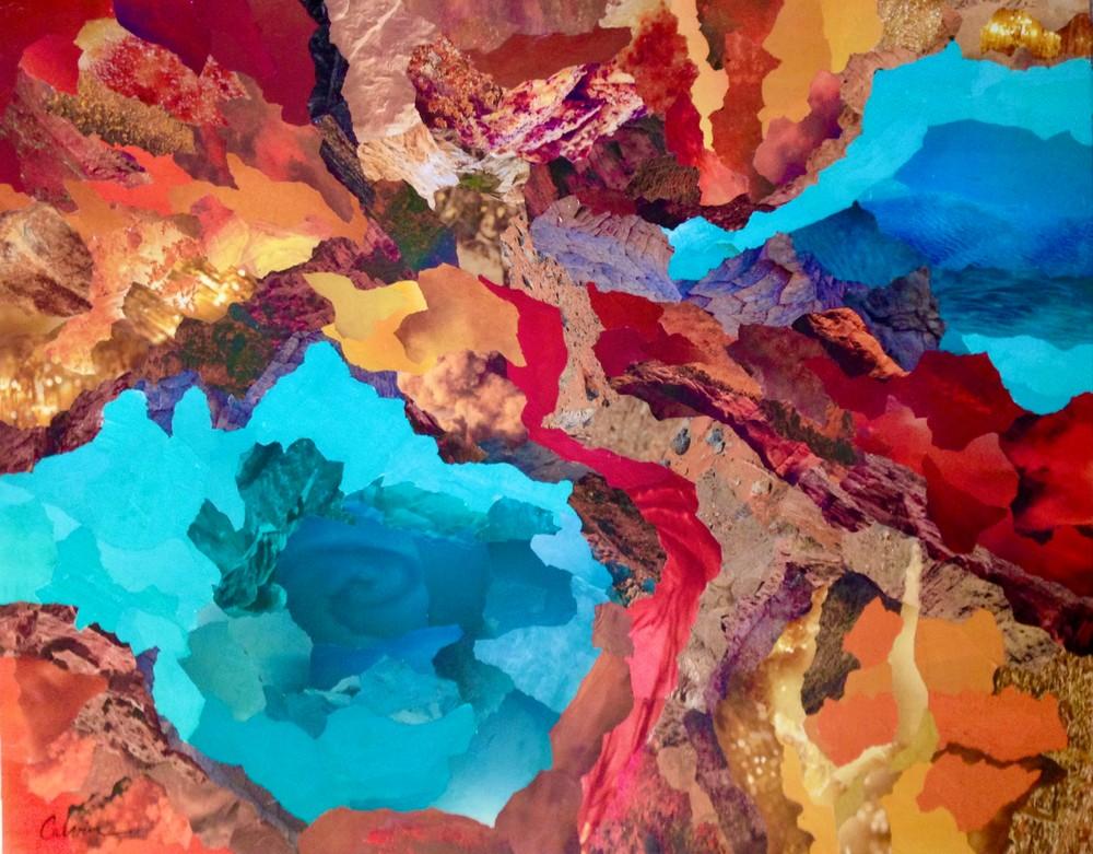 Yellowstone Art | SCRAPScollage