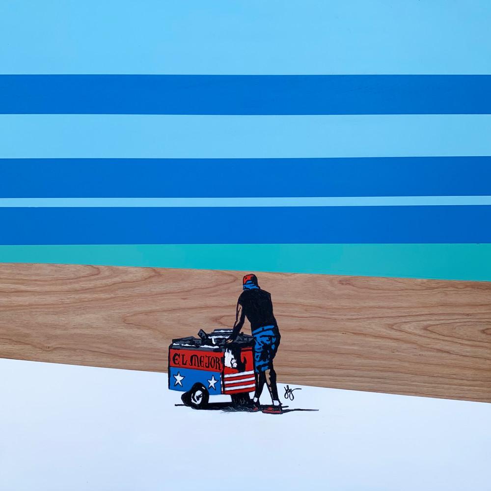 El Mejor, Prints Art | Jon Savage Contemporary Art